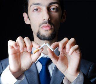 الامتناع عن التدخين
