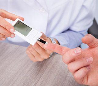 المحافظة والسيطرة على مستويات السكر في الدم