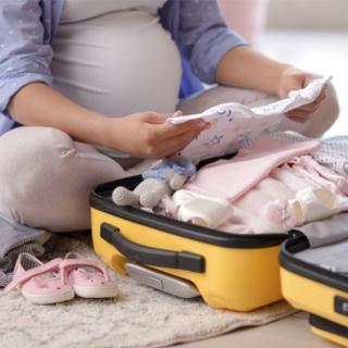 تحضير مستلزمات أطفال حديثي الولادة