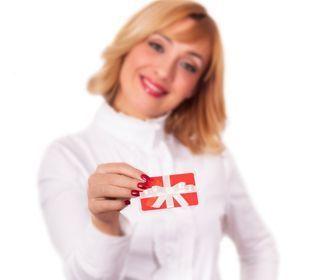بطاقة هدية