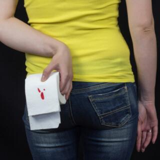 أعراض البواسير المخثرة