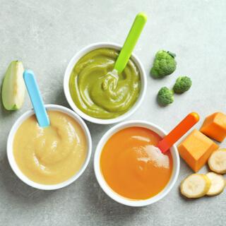 هريس الخضراوات والفواكه