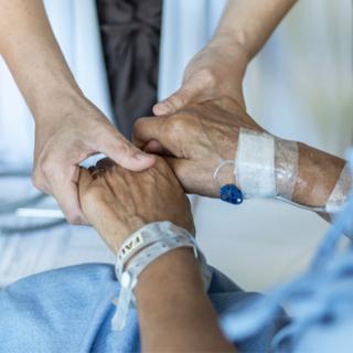 العلاج الملطف لسرطان المستقيم