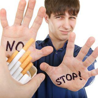 تاثير التدخين على المراهقين