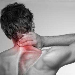 علاج آلام الرقبة الناتجة عن اجهاد العضلات