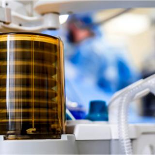 كيفية عمل جهاز التنفس الصناعي