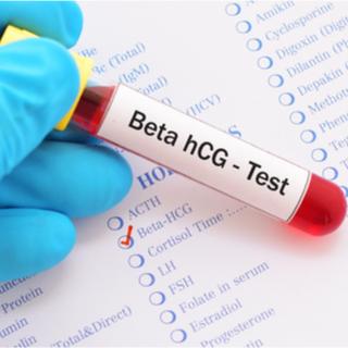 3. اختبار الحمل الكمي ( Quantitative hCG test)