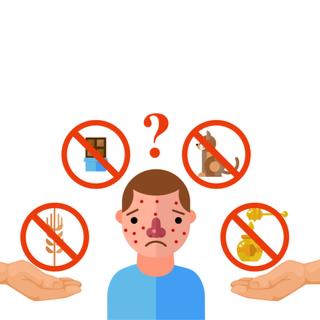 مسببات حساسية الجلد