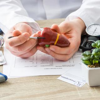 تشخيص تليف الكبد