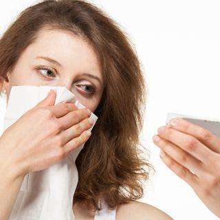 تقليل الاعراض عند حدوث نوبة الحساسية