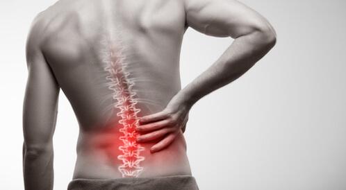 شاهدوا بالصور: أسباب ألم الظهر