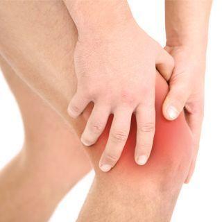 اعراض إصابات الركبة