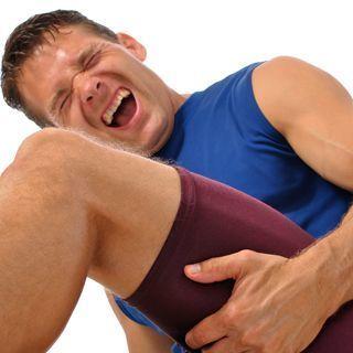 اعراض إصابات في اوتار الركبة