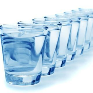شرب السوائل الصحية