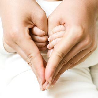 الشفاء بعد الولادة