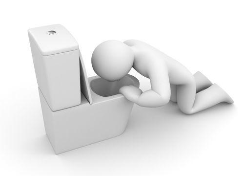 علاج الغثيان والقيئ