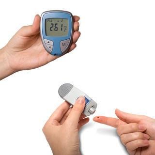 مراقبة السكر في الدم