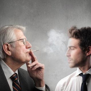 التدخين السلبي