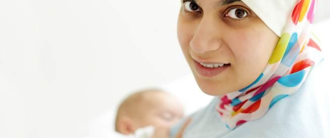 الرضاعة الطبيعية خلال شهر رمضان