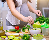 الافطار والسحور خلال الحمل