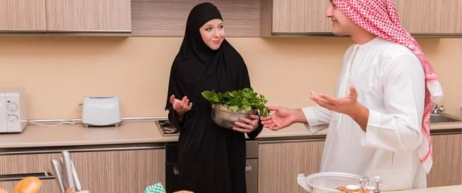 كيف أزيد وزني في رمضان؟