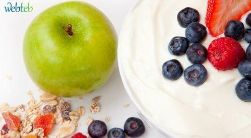 الأكل الصحي: قرارات جيدة في سنة جديدة على الأبواب!