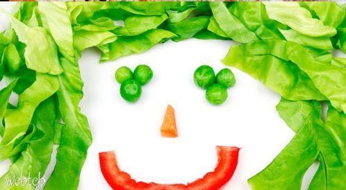 الغذاء الصحي يساعد على تحسين عمل الدماغ!
