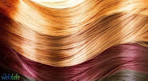 لون صبغات الشعر: هكذا تلائميها لشعرك
