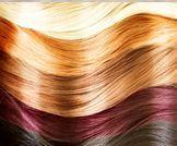 لون صبغات الشعر