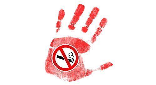 عدم التدخين هو الشيء الوحيد الآمن