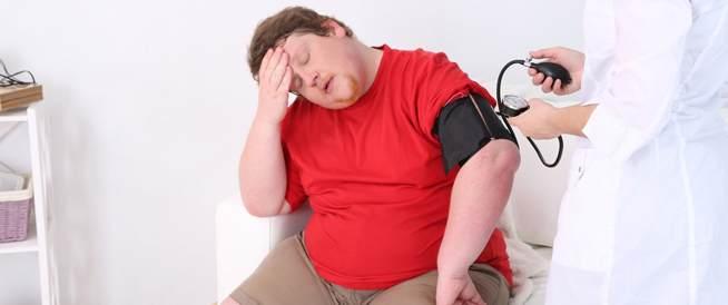 اضرار السمنة على الصحة والرجولة