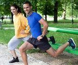 دليل التمارين الرياضية واللياقة البدنية للشخص الكسول