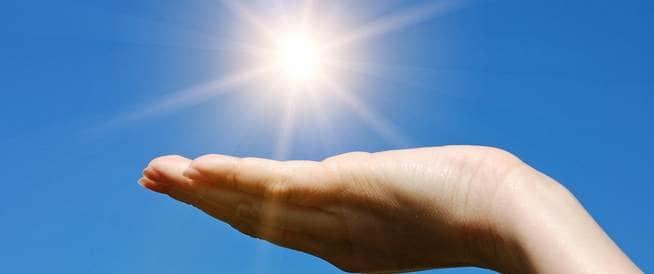 أضرار أشعة الشمس