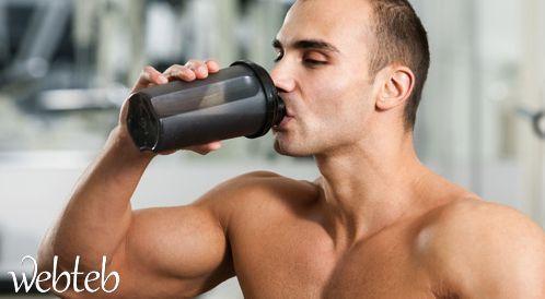 مسحوق البروتين: متى يمكن شرب هذا الخليط العجيب؟