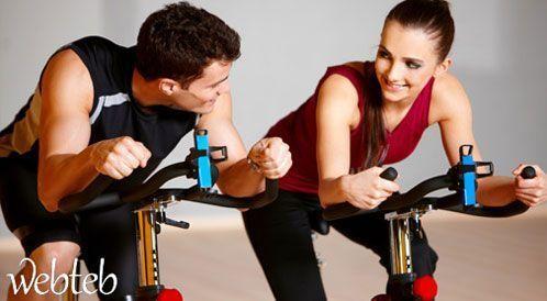 مركز التدريب الرياضي: الرجاء التصرف بشكل لائق!