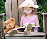 اختيار قصص للأطفال الرضع!