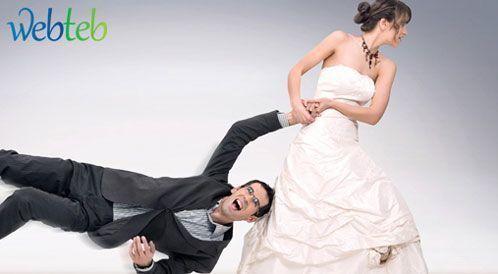 عذاب المشاكل الزوجية أو الجانب المظلم من الحب