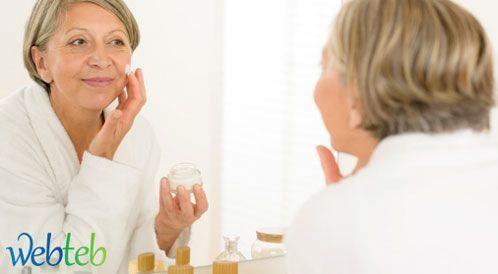 عن تجاعيد الوجه ومتاعب الشيخوخة