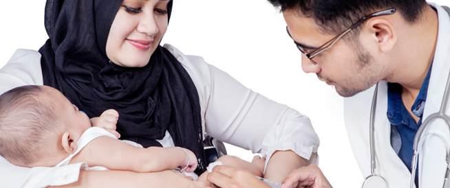 اسبوع التطعيم العالمي: التطعيم قد ينقذ ملايين الأطفال من الموت!