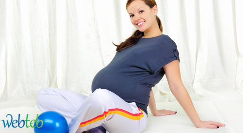 تمارين للحامل تجعل فترة الحمل الرائعة صحية أيضا!