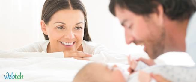 التعامل مع الاطفال بالنسبة للامهات والاباء الجدد