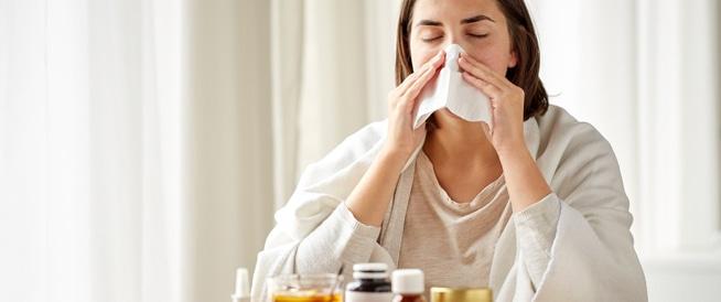 الوقاية من الانفلونزا: هكذا تتجنبوها بينما الجميع مرضى