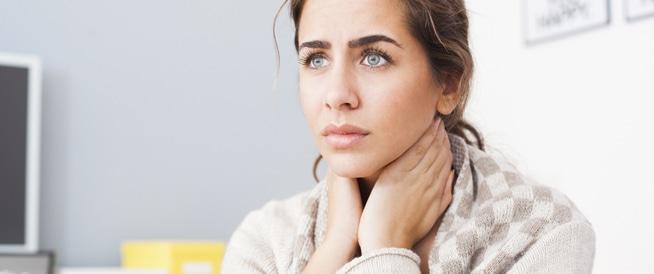 أسباب التهاب الحلق المختلفة