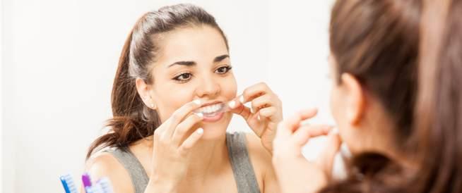 افضل طرق لتبيض الاسنان