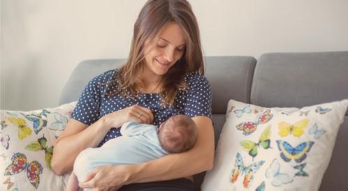 دليل الرضاعة للأم الجديدة
