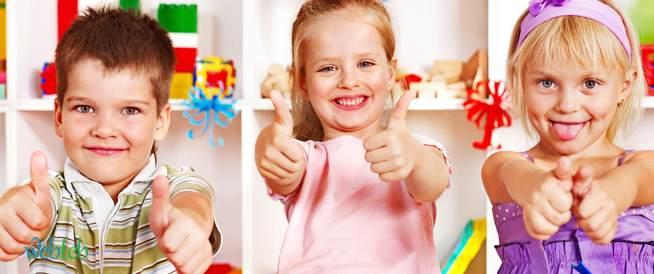 السنة الأولى في روضة الأطفال؟ استعدوا للأمراض!