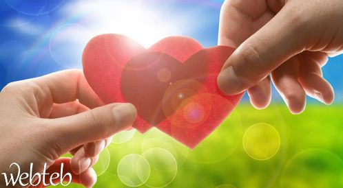 الحب من أول نظرة، رومانسي ويؤدي للادمان!