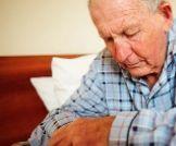 الاكتئاب لدى كبار السن