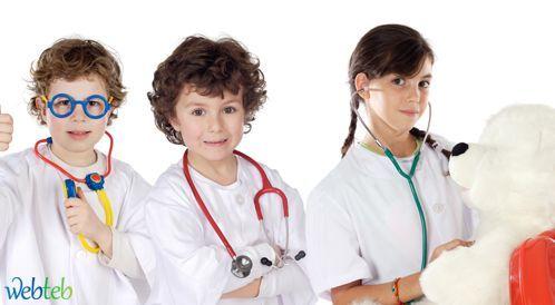 هل انتم جاهزون لزيارة طبيب الاطفال؟