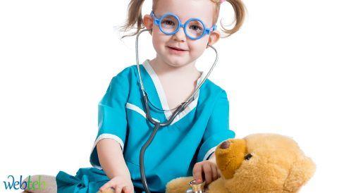 استمارة زيارة الطبيب عند سن الخامسة